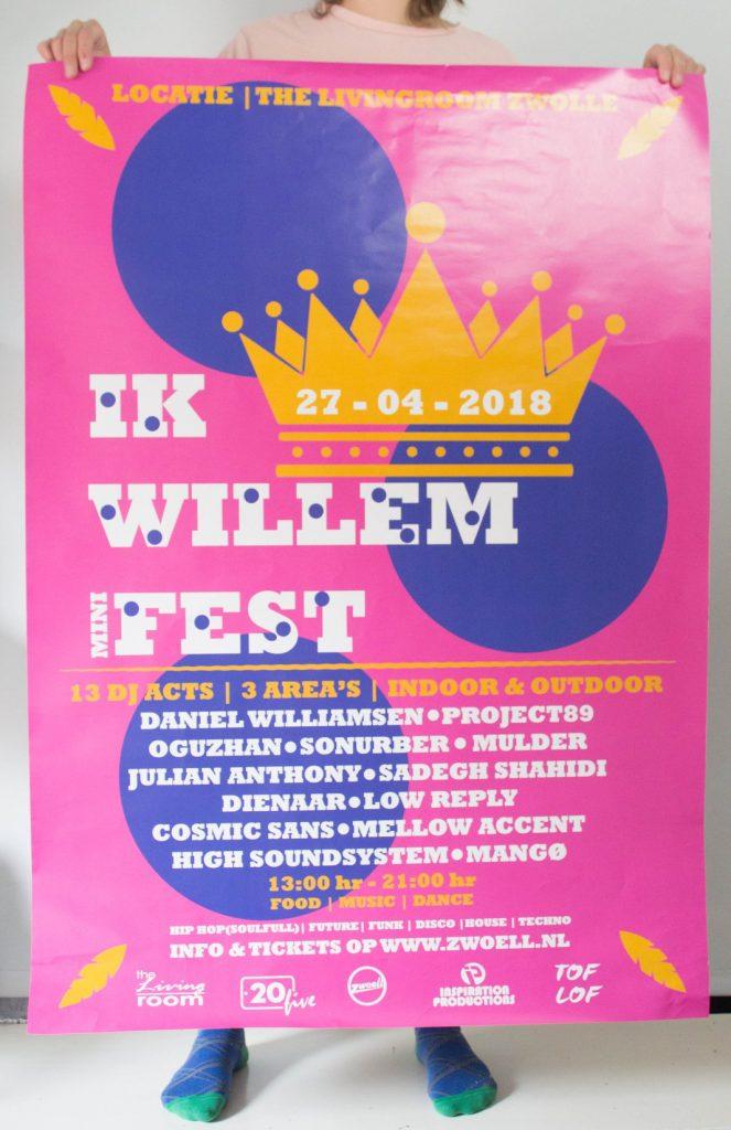 Ik-willem-fest-poster