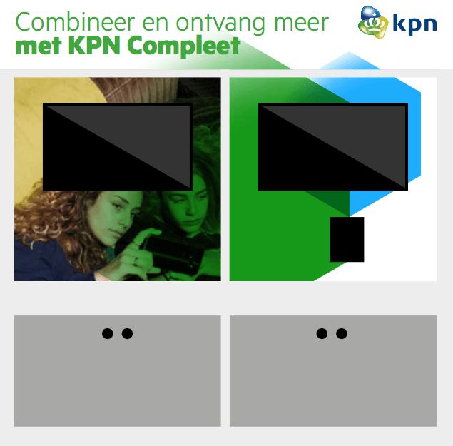 Compleetkast voor KPN ontworpen