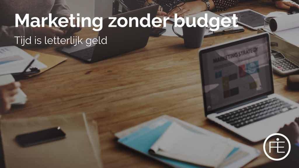 Effectieve online marketing met weinig budget