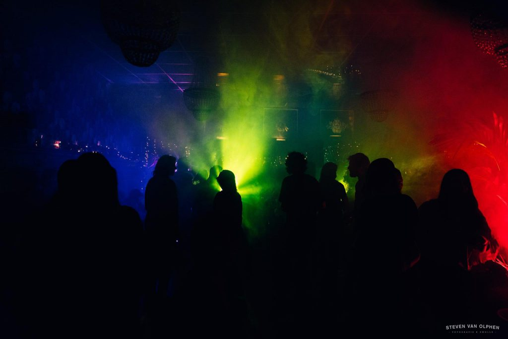 NYE-evenement