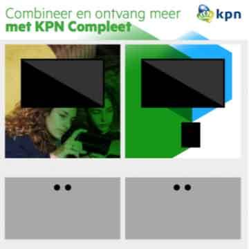 KPN-compleetkast
