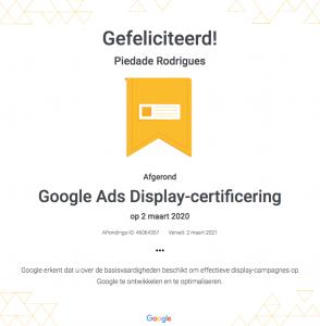 Google-display-ads-certificaat