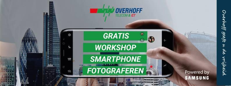 Smartphone fotograferen event 1