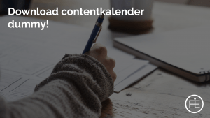Download contentkalender dummy