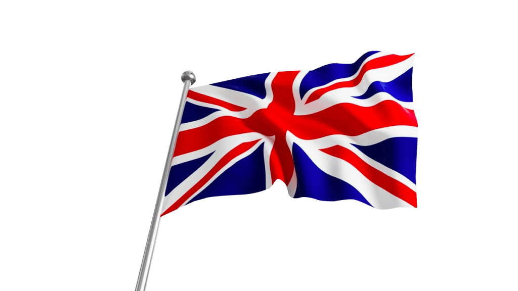 engelse-sea-specialist-vlag