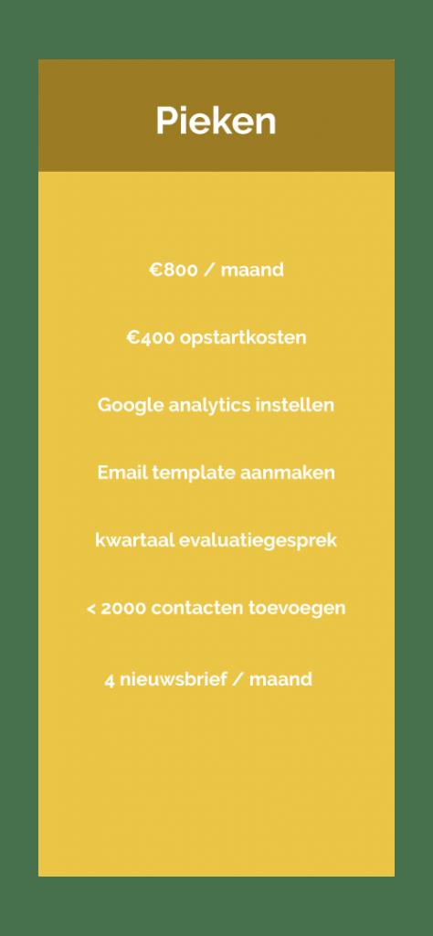 email-marketing-pieken-prijs-tabel-website-piedade